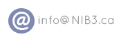 E-mail icon - NIb3